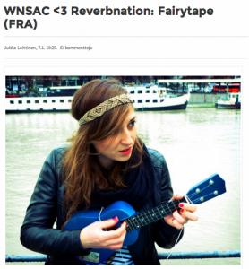WNSAC <3 Fairytape